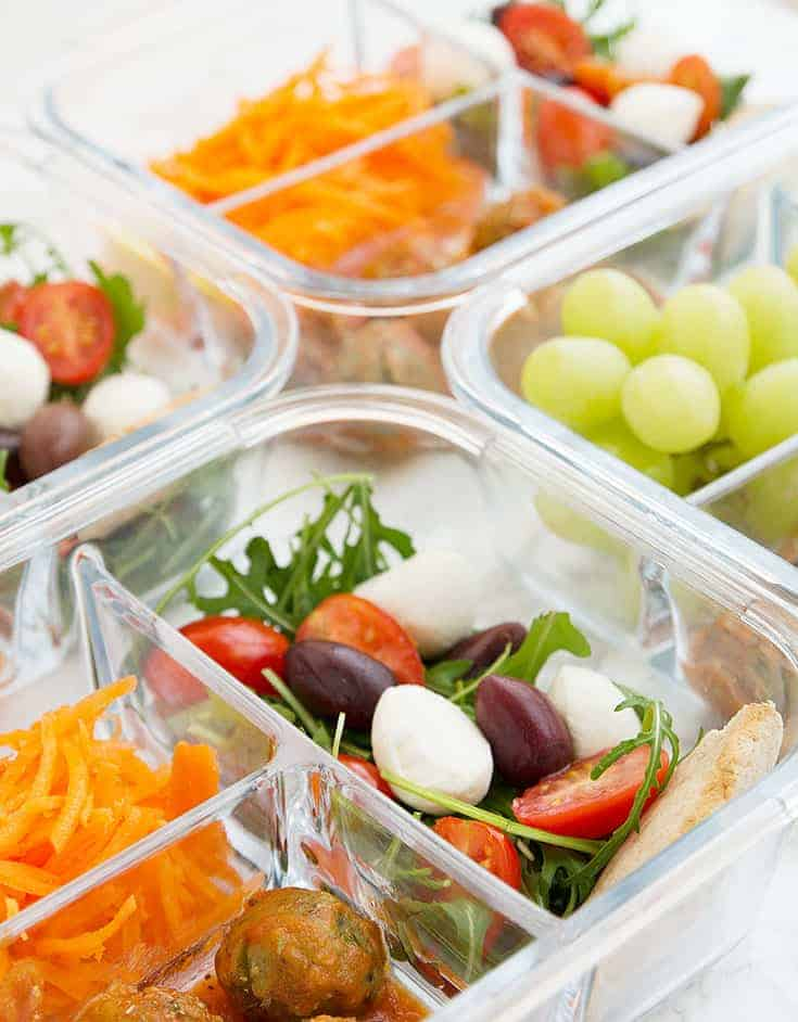 How to meal prep: clever tips to get started.