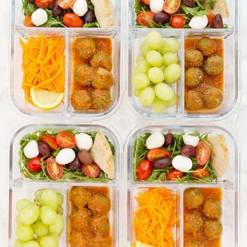 How to meal prep: clever tips to get started!