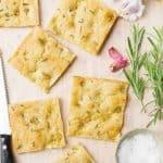 Italian focaccia recipe