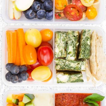 10 Healthy lunch box ideas for kids, perfect for school.