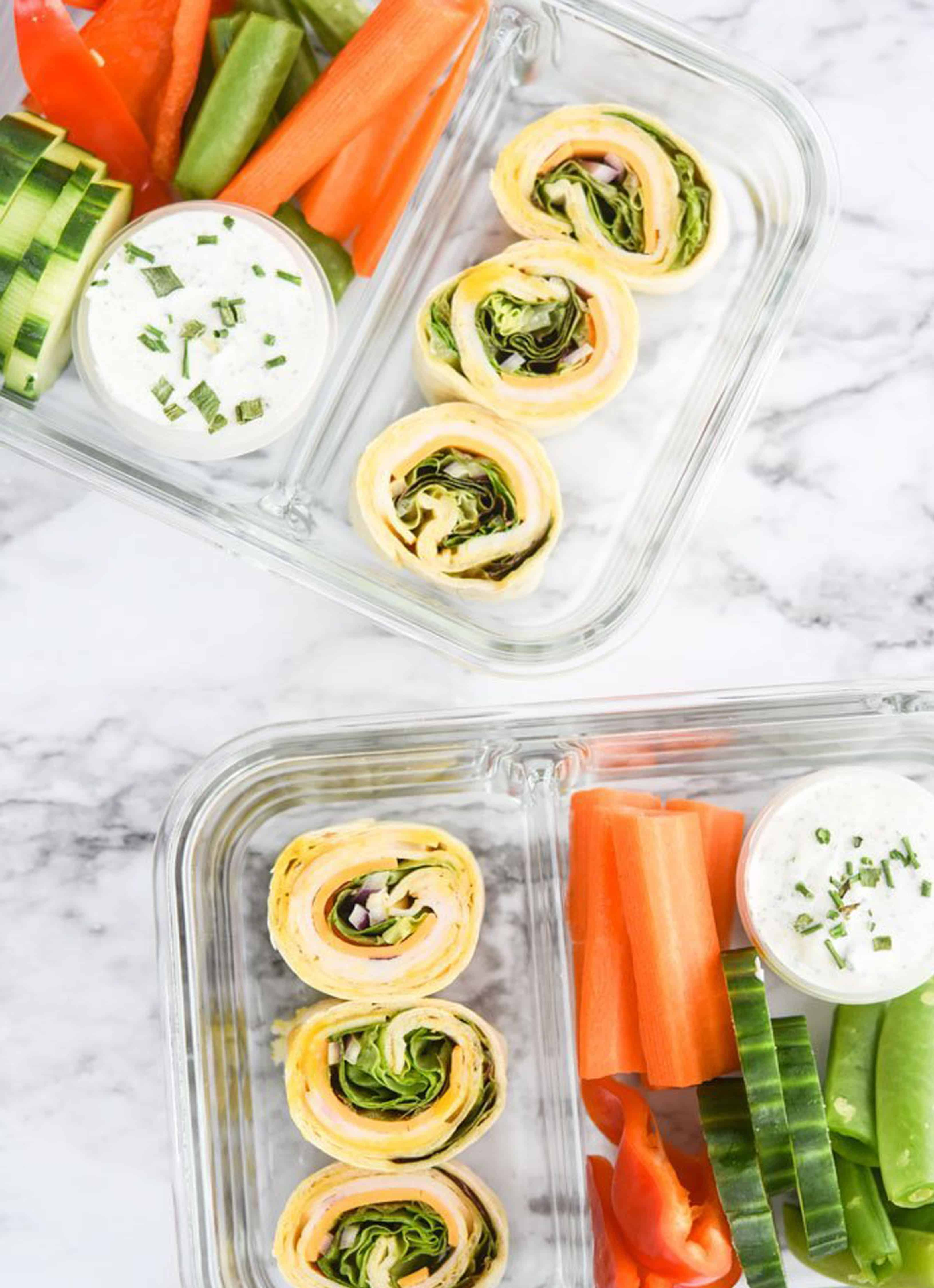 Healthy lunch box ideas for kids. by Meal Plan addict.