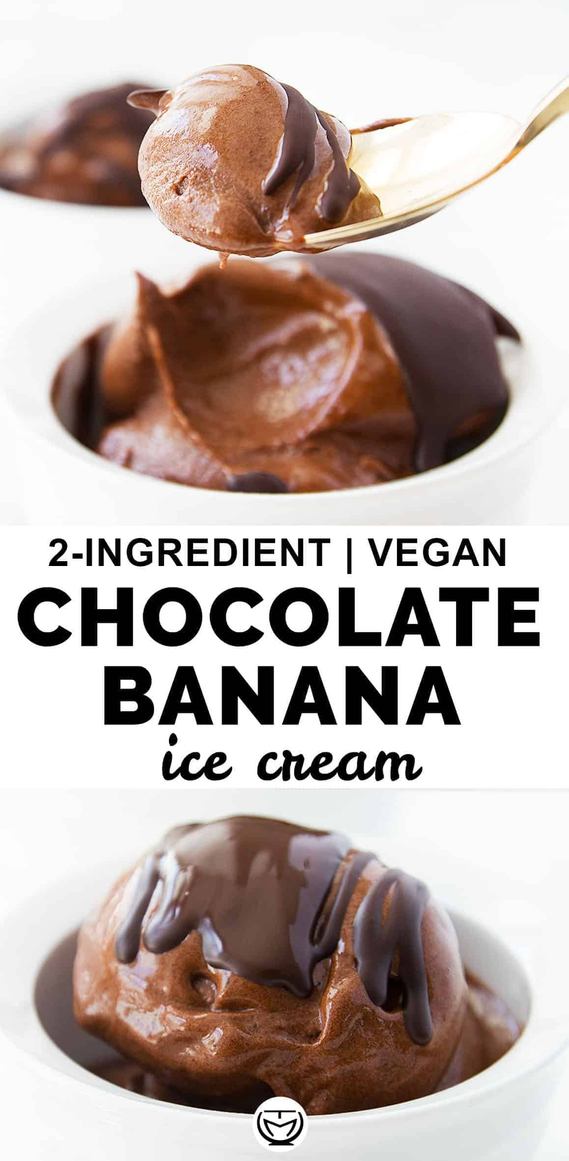 """This is a scrumptious """"nice cream"""", in other words, the healthy alternative to traditional ice cream, the guilt-free frozen treat you have been waiting for! #nicecreamrecipes"""