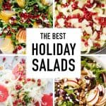 15 DELICIOUS AND EASY HOLIDAY SALADS.