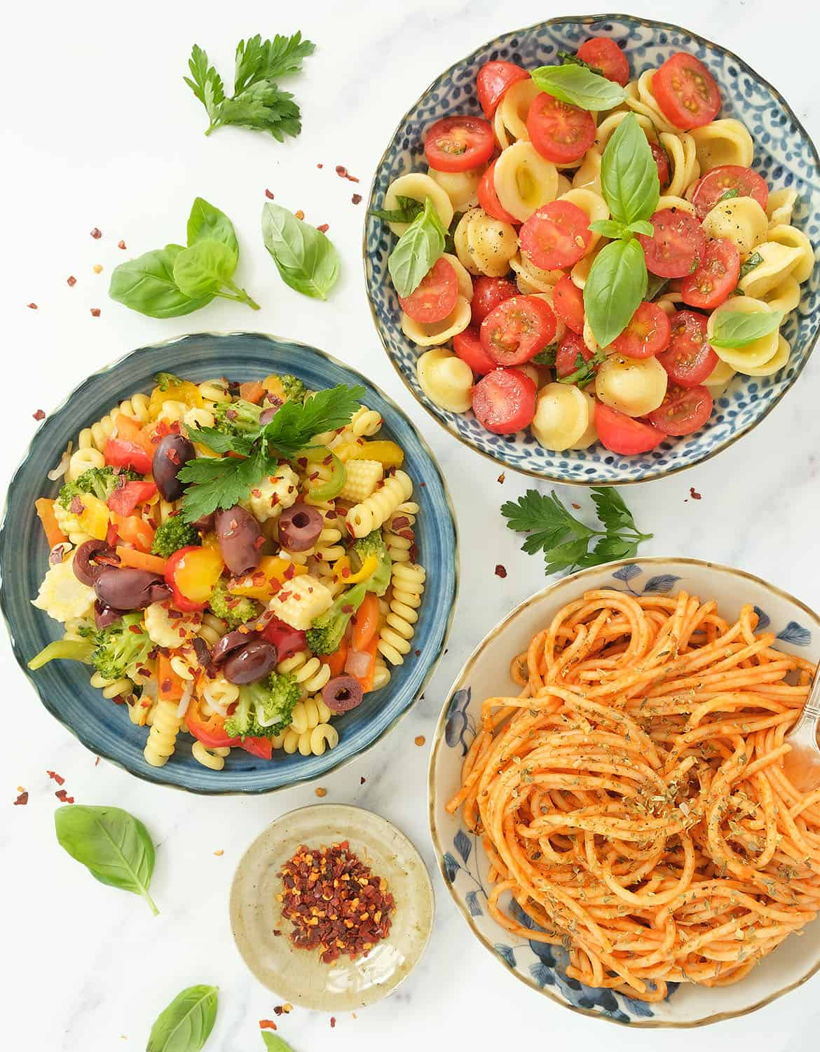 35 Amazing Vegan Pasta Recipes The Clever Meal